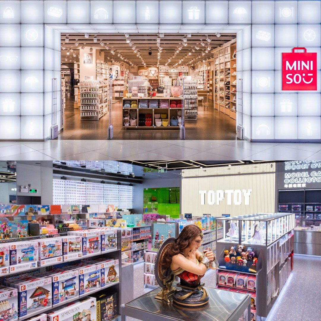 MINISO store &TOP TOY store.jpg